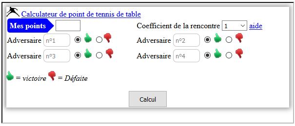 Us Chouzy Tt Tennis De Table 41 Loir Et Cher Classements