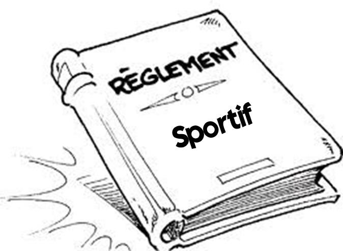Reglement sportif